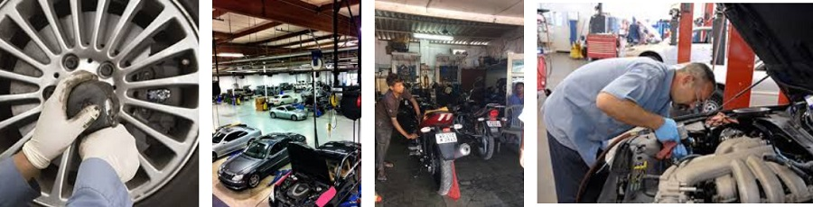 Mailing list of Auto Repair Services