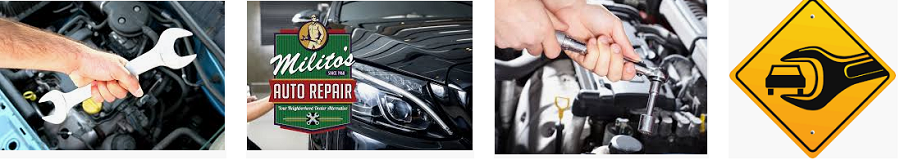List of auto repair shops and services